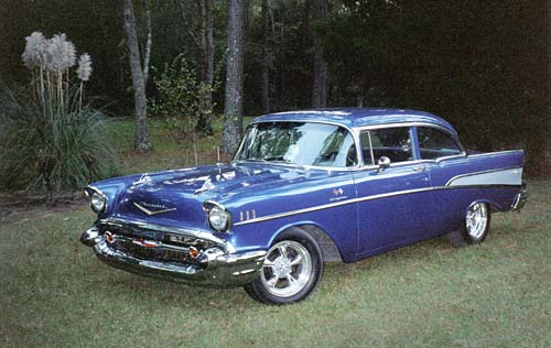 Vic's '57 Chevy